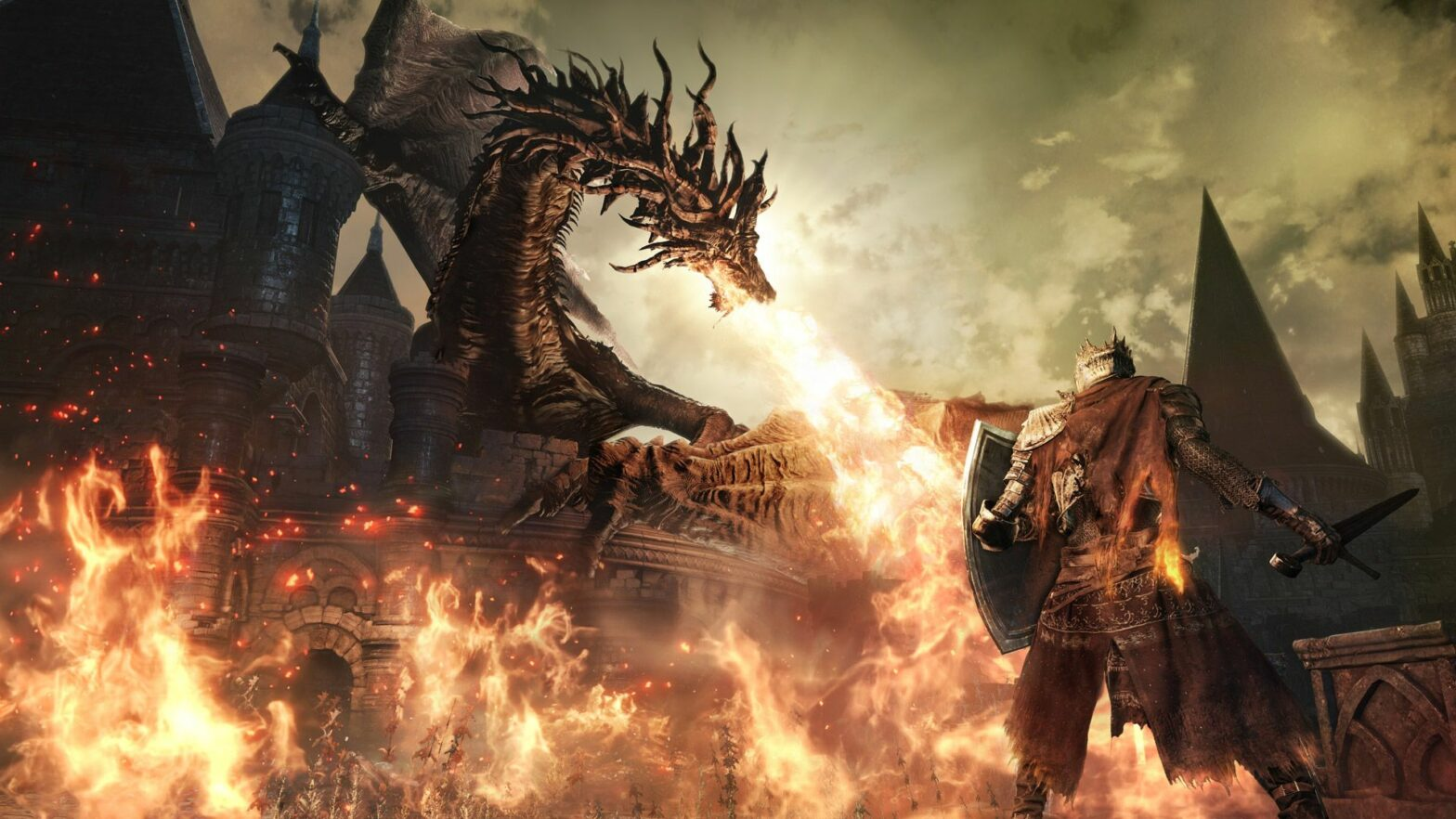 Dark Souls 3 – Japanischer Launch Trailer veröffentlicht