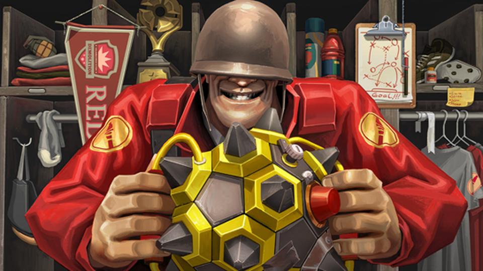 Filmemacher J.J. Abrams entwickelt Ballspiel für Teamfortress 2: Pass Time