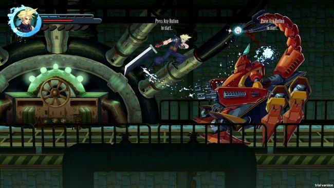 Final Fantasy 7: Fans entwickeln 2D-Prügler