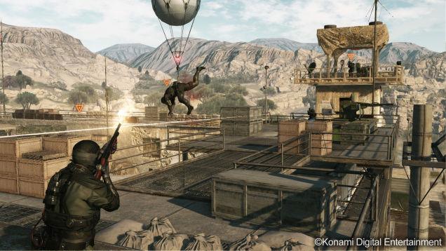 Metal Gear Solid 5: Online-Modus mit Zusatzgebühren?