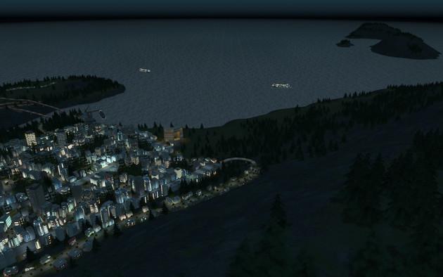 Cities: Skylines: Release der Erweiterung After Dark steht fest