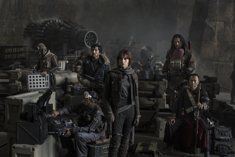 Star Wars: Dreharbeiten zu Rogue One haben begonnen
