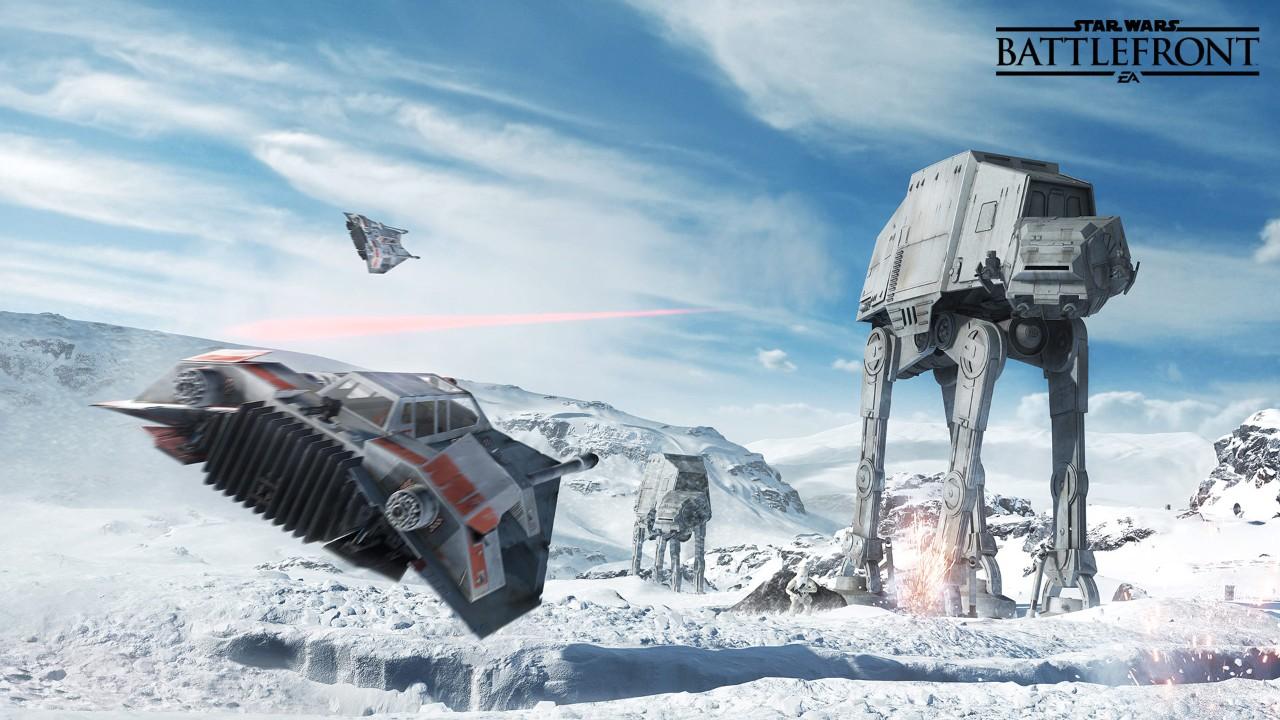 Star Wars Battlefront: Beta startet Anfang Oktober!