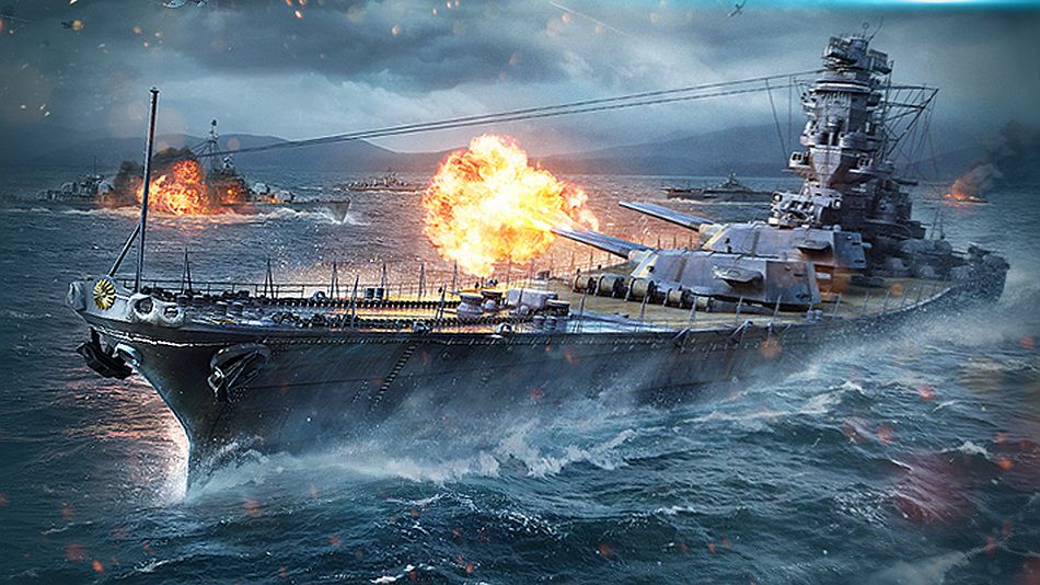 World of Warships – Patch 5.2 Neue Maps und mehr!
