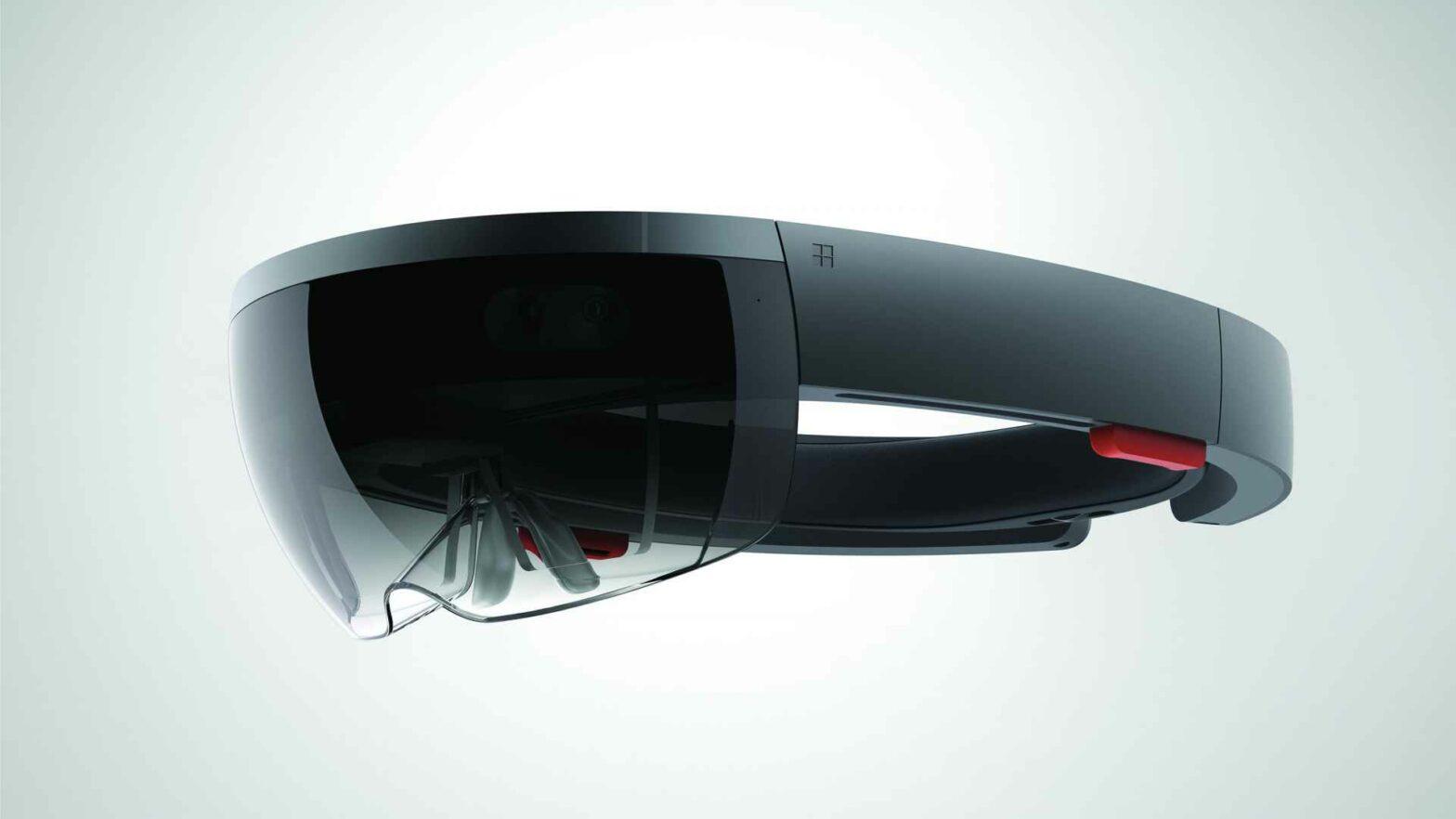 Microsoft Hololens mit (gewaltig) stolzem Preis