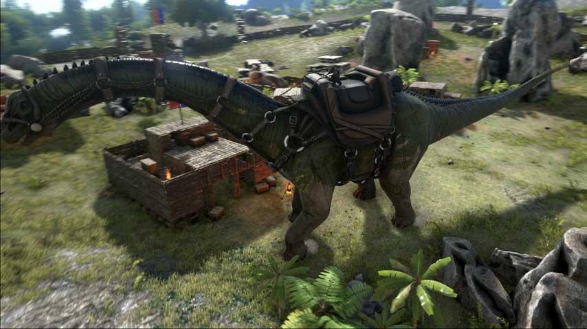 Ark: Survival Evolved – Patch mit prozeduralen Maps und neuen Dinos