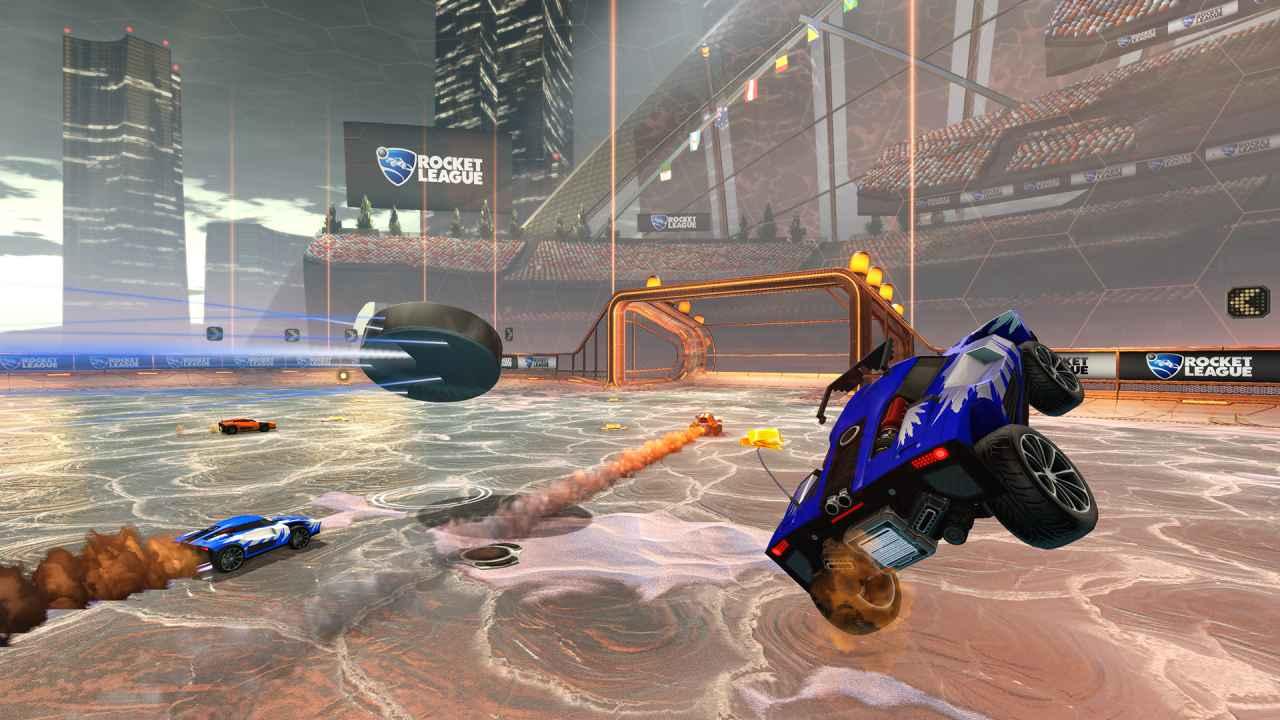 Rocket League mutiert mit gigantischem, kostenlosem Update