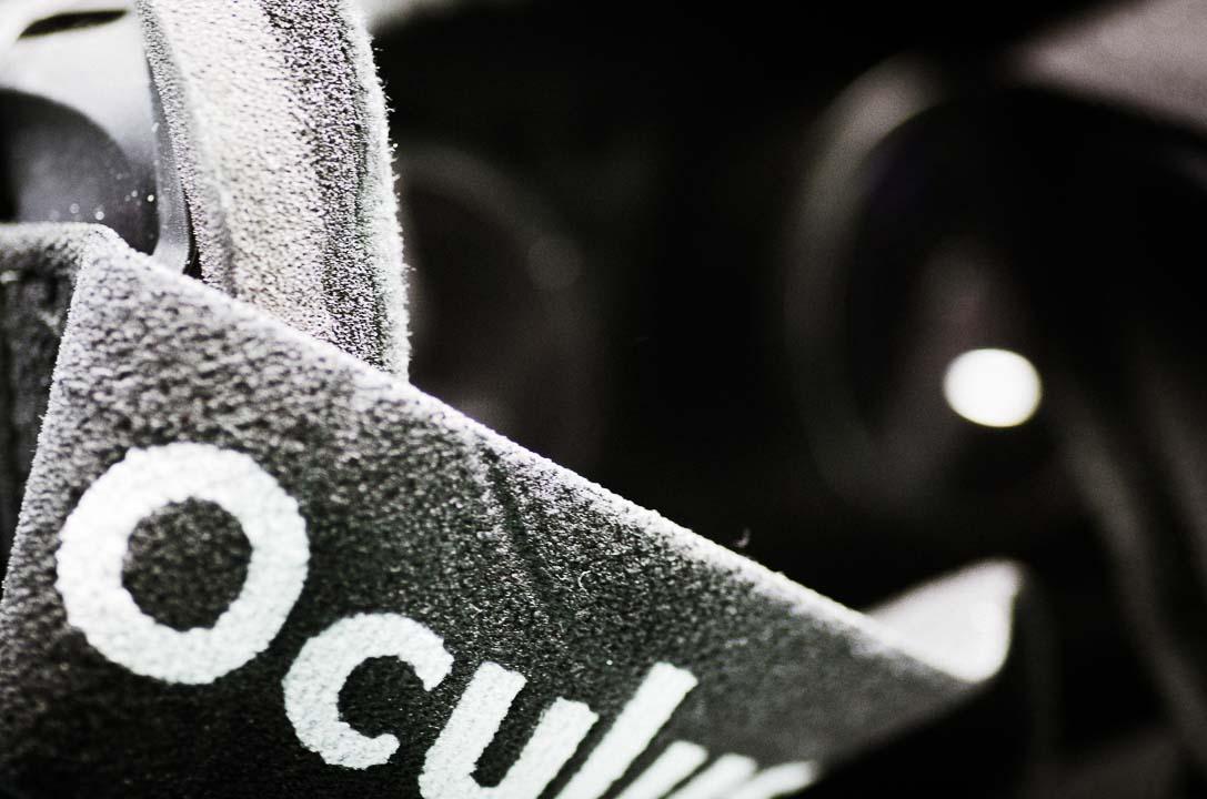 Oculus Rift – Verbrauchervariante geht in Produktion