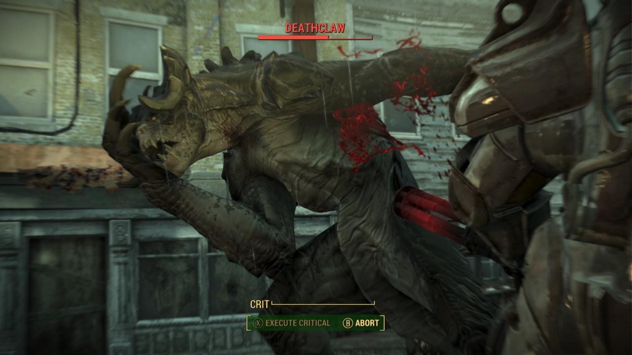 Fallout 4: Mit Todeskrallen und Behemoth in die Schlacht ziehen