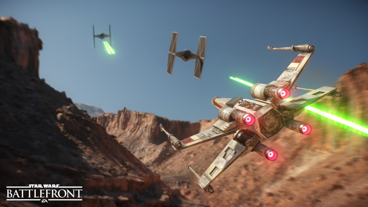 Star Wars Battlefront – Release-Datum für Rogue One-Erweiterung bekannt gegeben