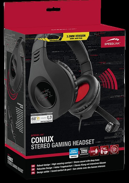 – Low-Budget-Hit? – Das Coniux Stereo-Headset spart an Nichts