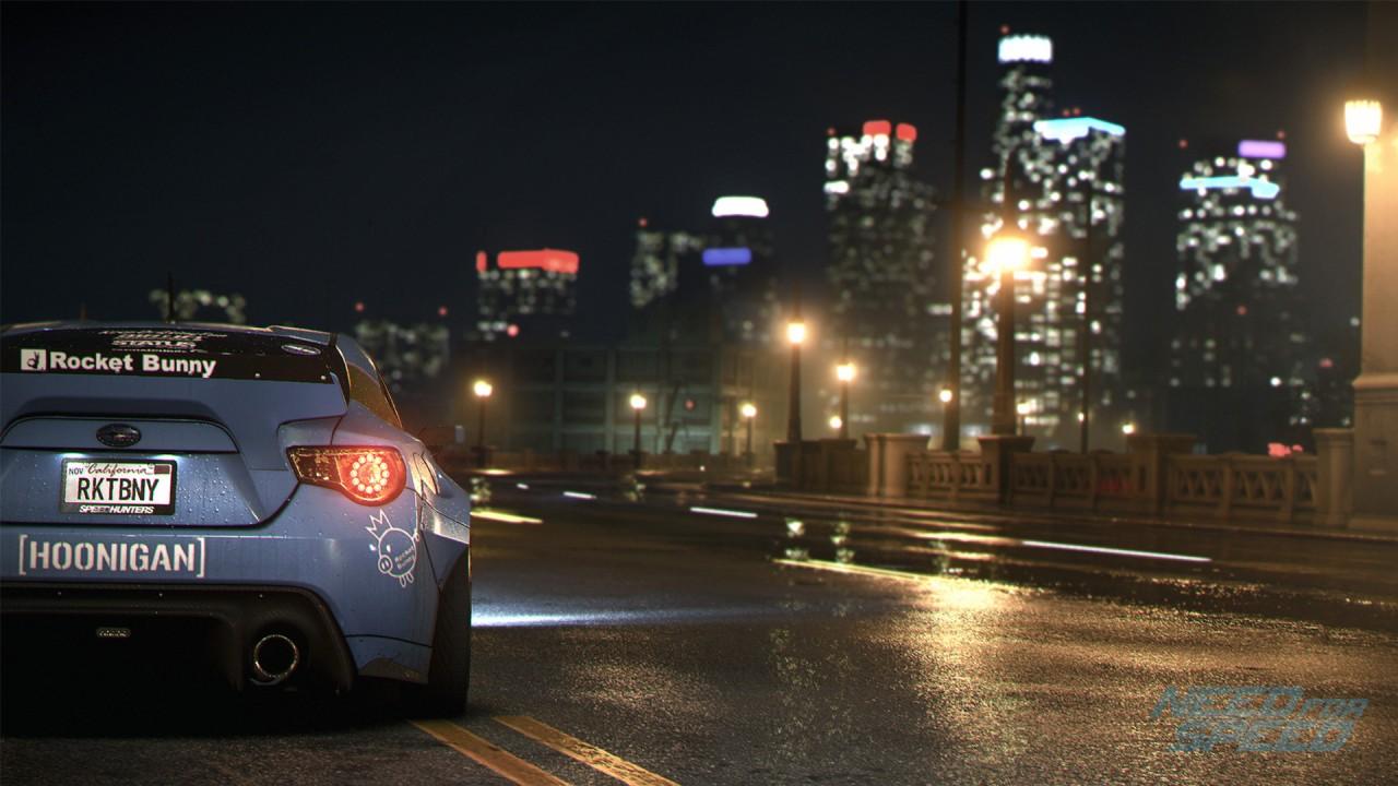 Need for Speed rast erst 2017 wieder