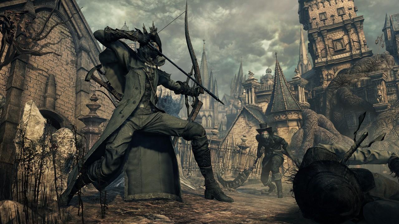 """Bloodborne: Launch-Trailer zur """"The Old Hunters""""-Erweiterung ist da"""