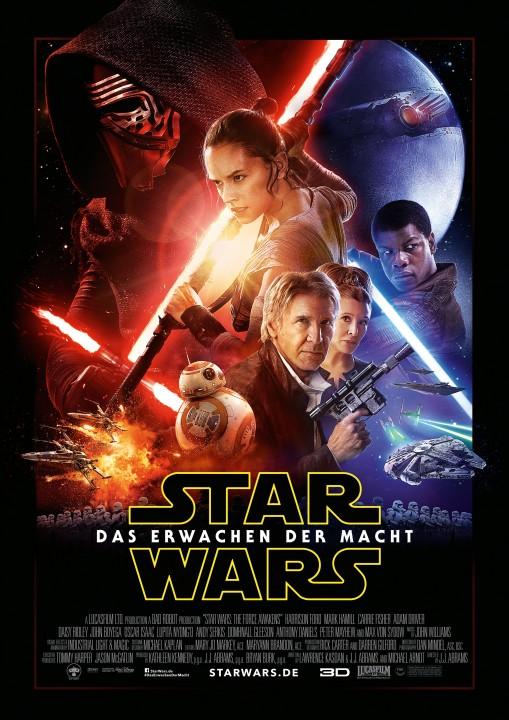 Star Wars: Das Erwachen der Macht – Des Lichtschwert's neue Kleider