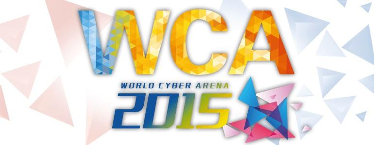 WCA 2015 gestartet