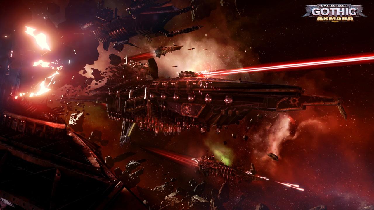 Battlefleet Gothic – neuer Trailer zur Kampagne