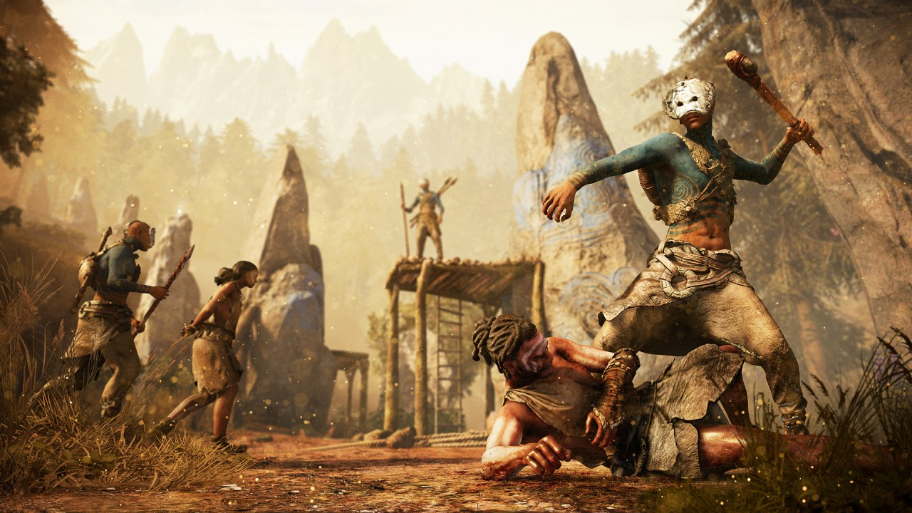Far Cry Primal überraschend schon ab 16 Jahren freigegeben