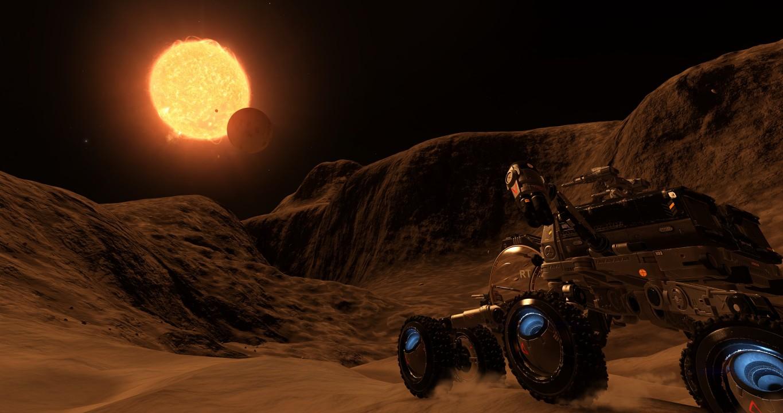Elite Dangerous: Horizons Beta startet heute mit Planetary Landings