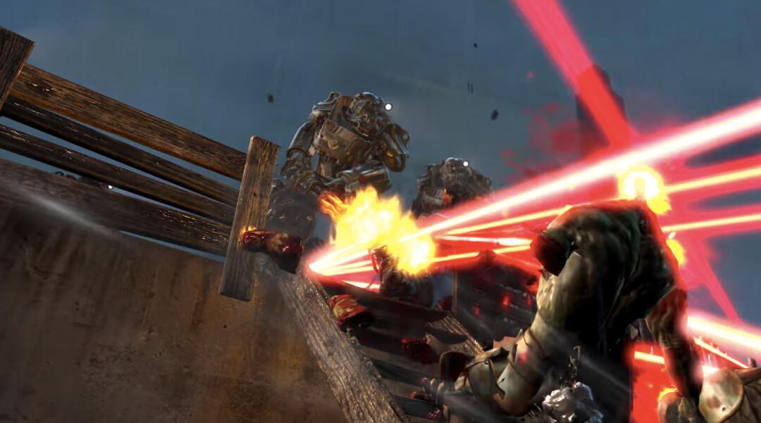 Fallout 4: Schlacht um Helms Klamm nachgestellt