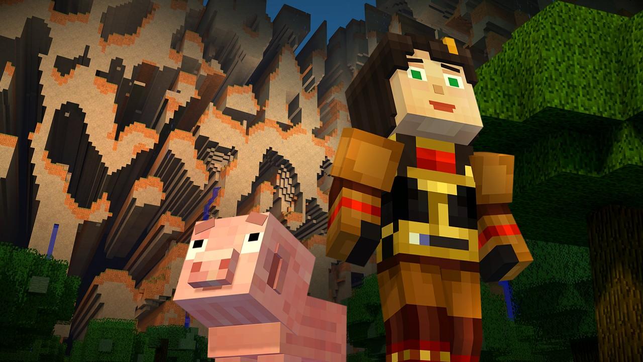 Minecraft: Story Mode – Trailer und Datum für Episode 7