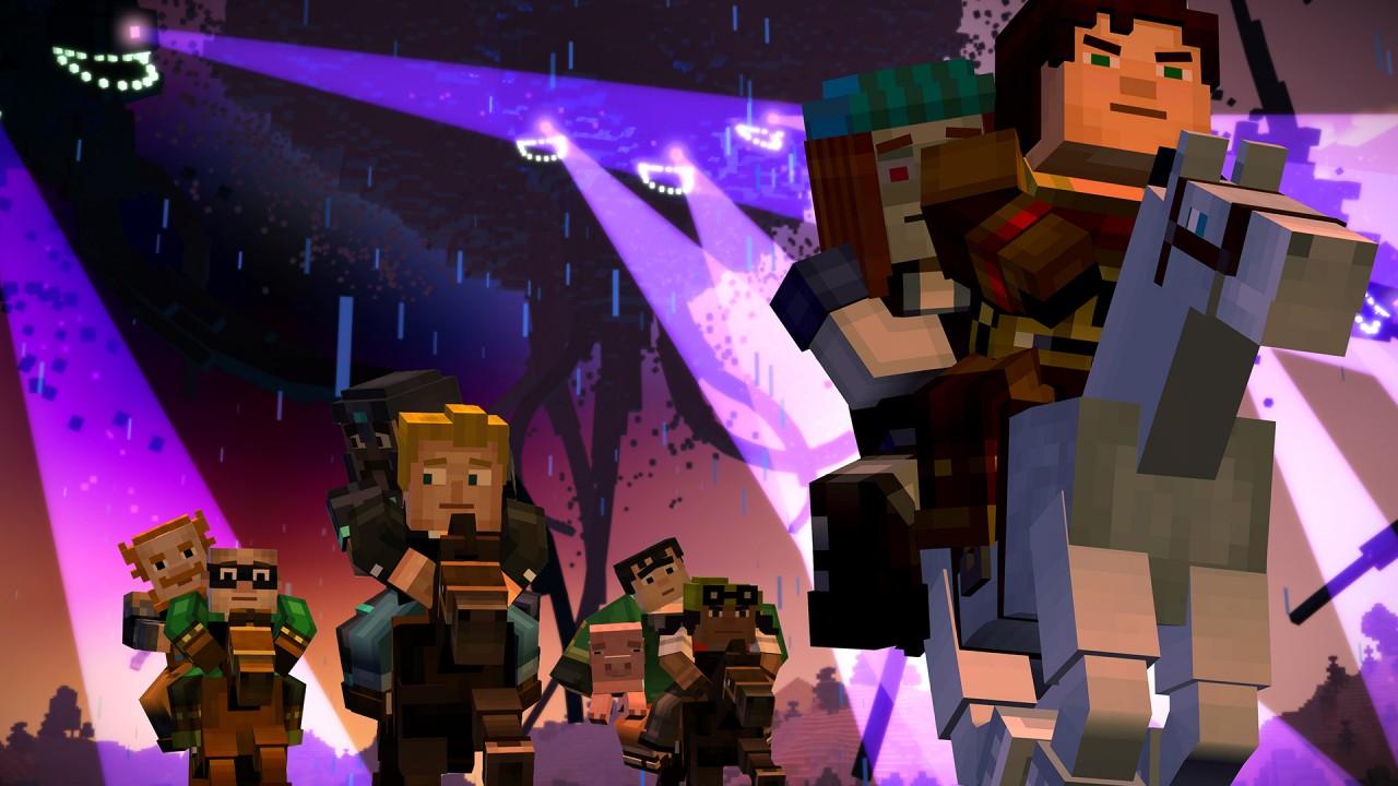 Minecraft Story Mode kommt diese Woche für die Wii U