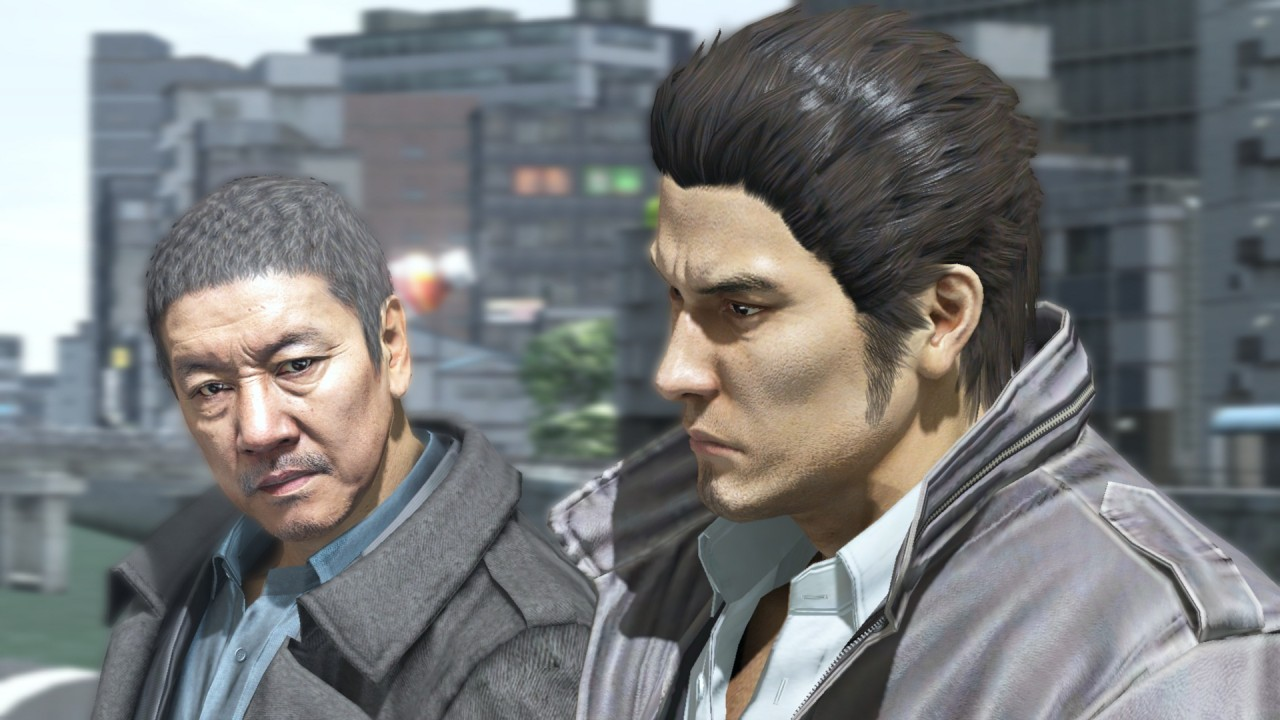 Yakuza 6 – Virtua Fighter 5 im Spiel spielbar