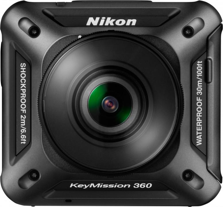 CES 2016 – Nikon wartet mit 360° Action-Cam auf