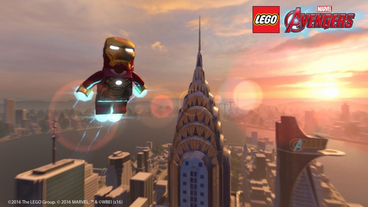 LEGO Marvel's Avengers mit neuem Content