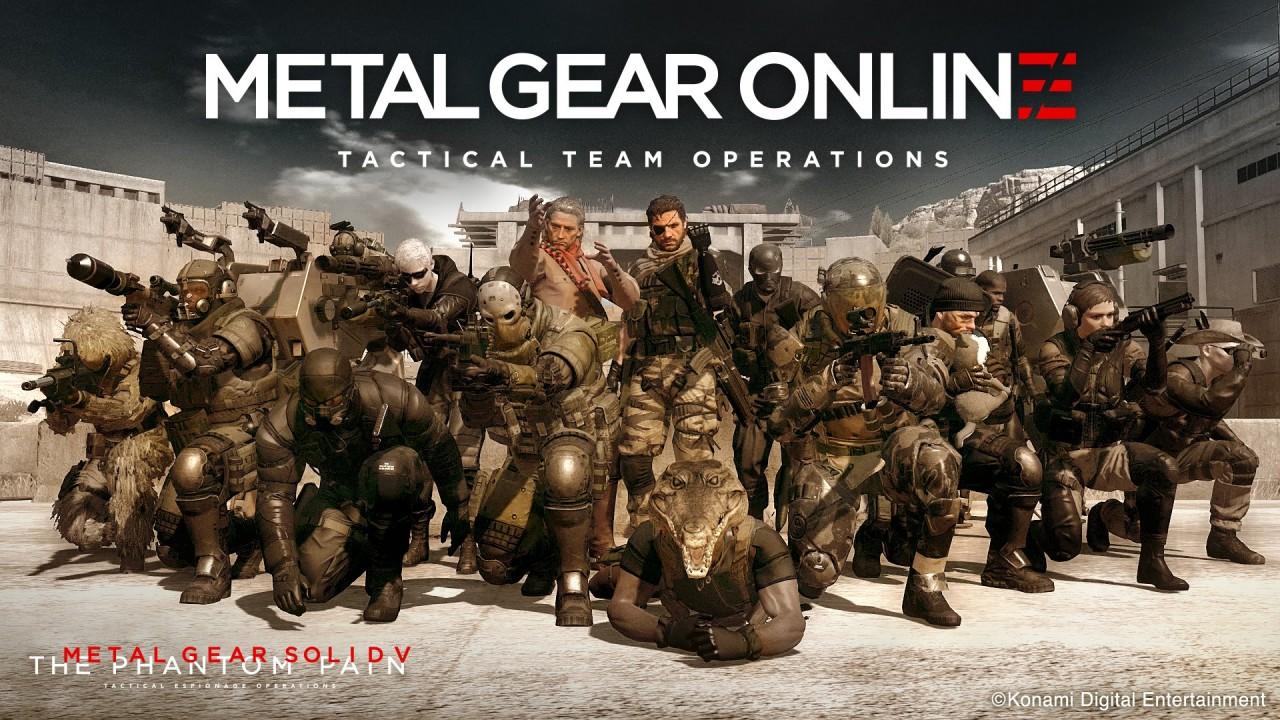 Metal Gear Online endlich auch für den PC