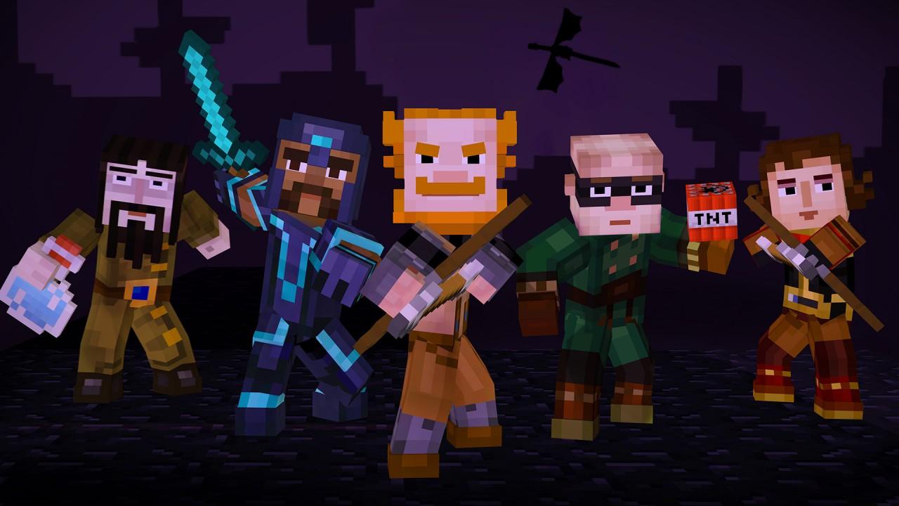 Minecraft: Story Mode – Episode 1 kostenlos spielbar