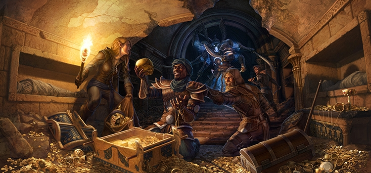 Endlich! Thieves Guild DLC für Elder Scrolls Online kommt
