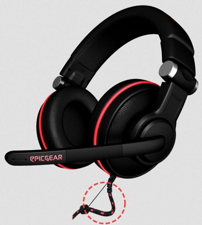 Satter Sound für Surround-Liebhaber – Das Sonorouz Gaming Headset von EpicGear!