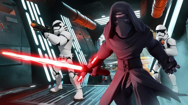 – kurzatmiges Star-Wars-Flair für alle.