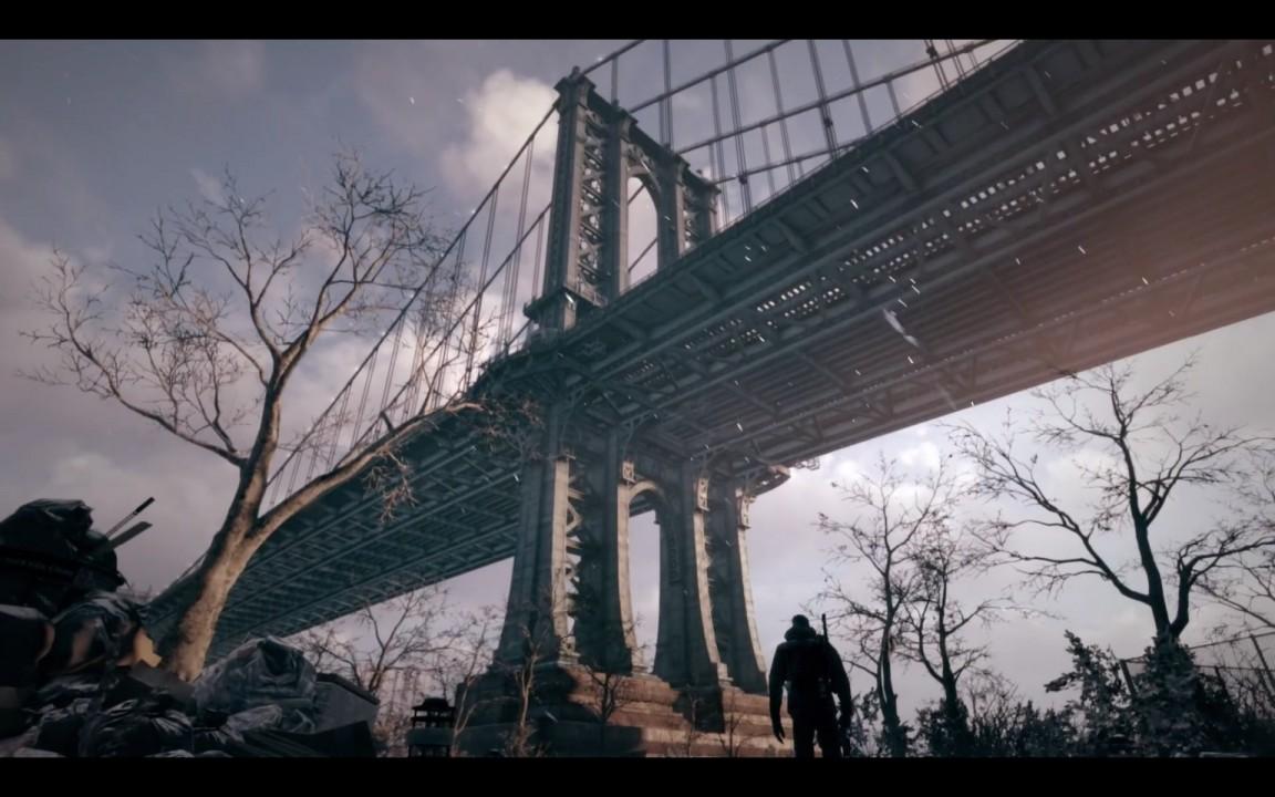 The Division: Agent Journey-Trailer ist da!