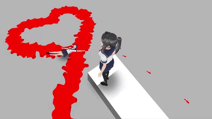 High-School-Anime-Hitman 'Yandere' von Twitch gebannt