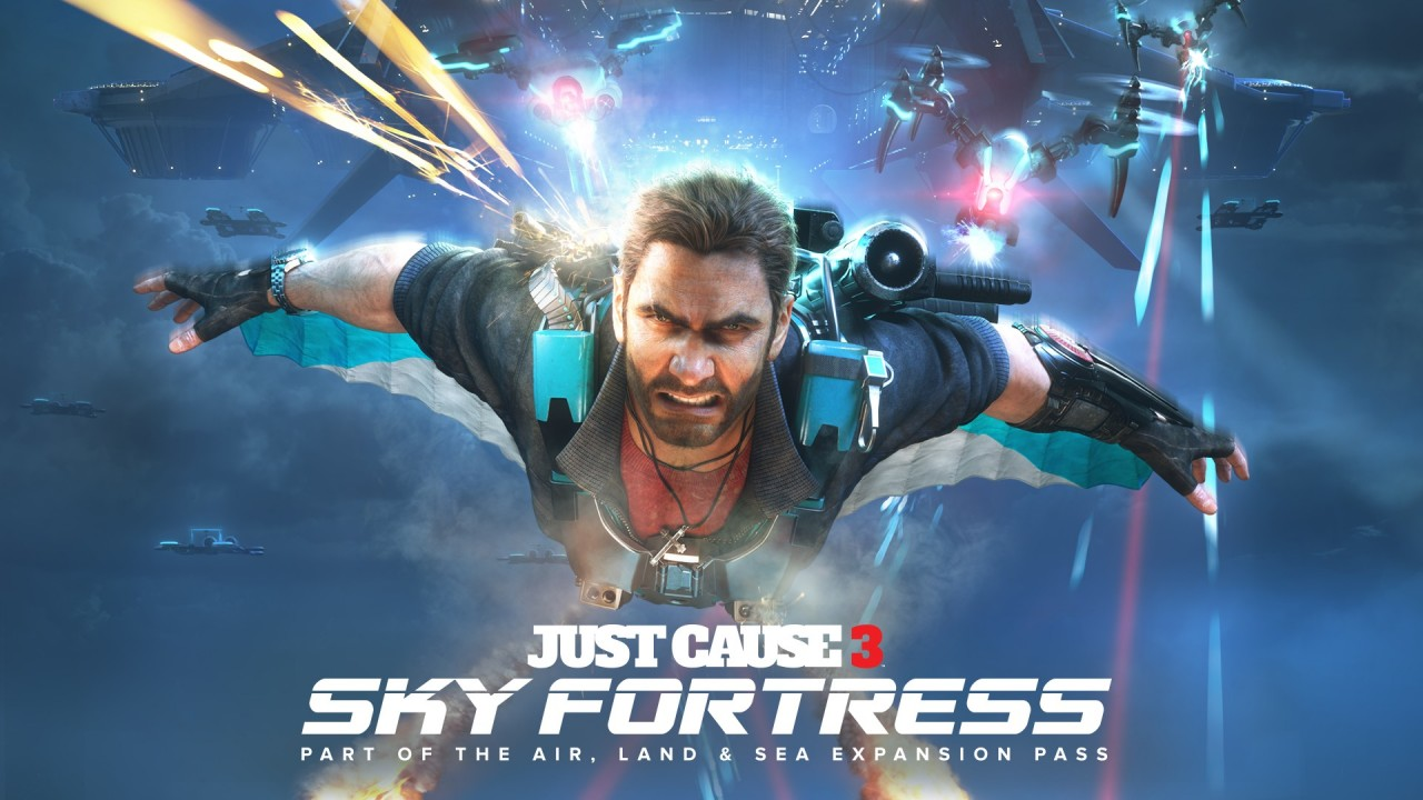 Just Cause 3 – Sky Fortress bringt noch mehr Action