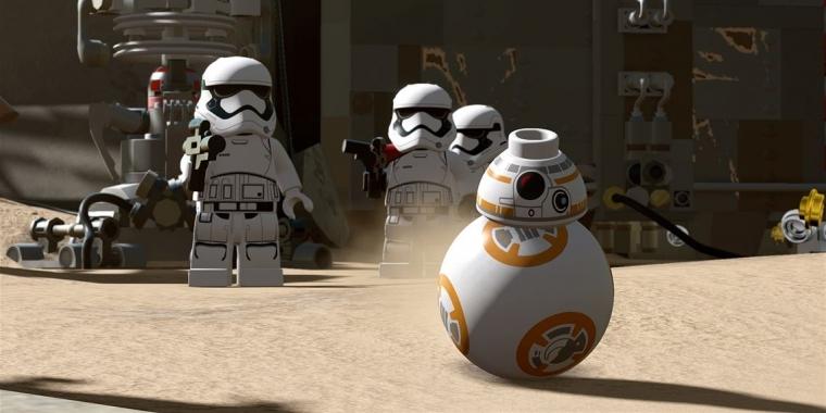 LEGO Star Wars: Das Erwachen der Macht (in Klötzchenform)