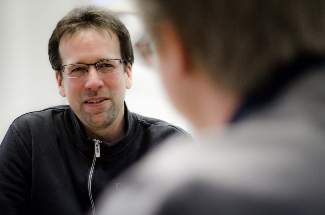 Der Geschichtenschmied – Autor und Storywriter Falko Löffler im Interview.