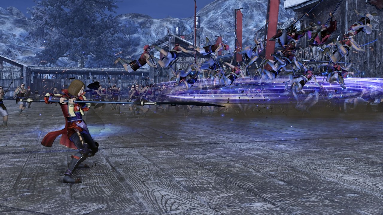 – Schlachtfeld-Story meets Musou-Action