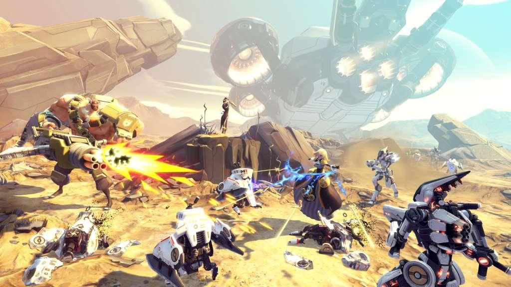 Battleborn – Preissenkung vor Overwatch Release