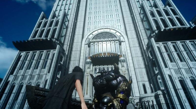 Final Fantasy XV – Exemplare bereits im Umlauf + 7,2 GB Day-One Patch