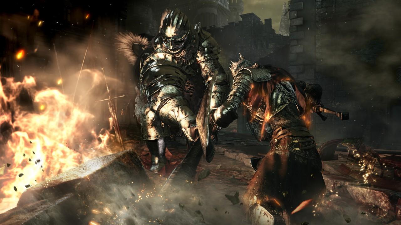 Dark Souls 3: Durchgespielt auf dem Dance-Pad!