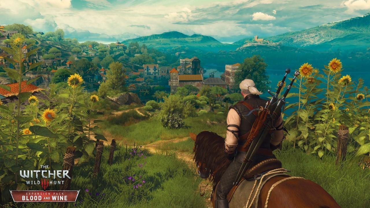 Witcher 3 – Ich bin Geralt von Riva