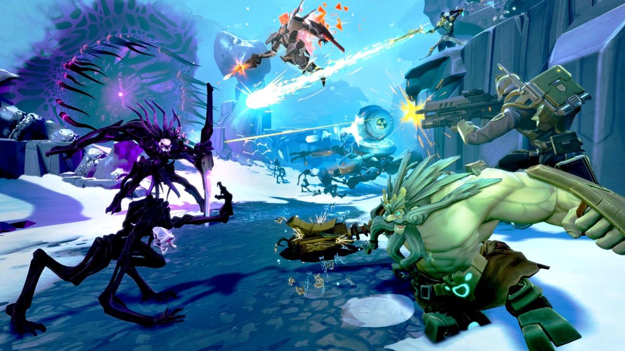 Battleborn: Ersteindruck zum MOBA-Shooter