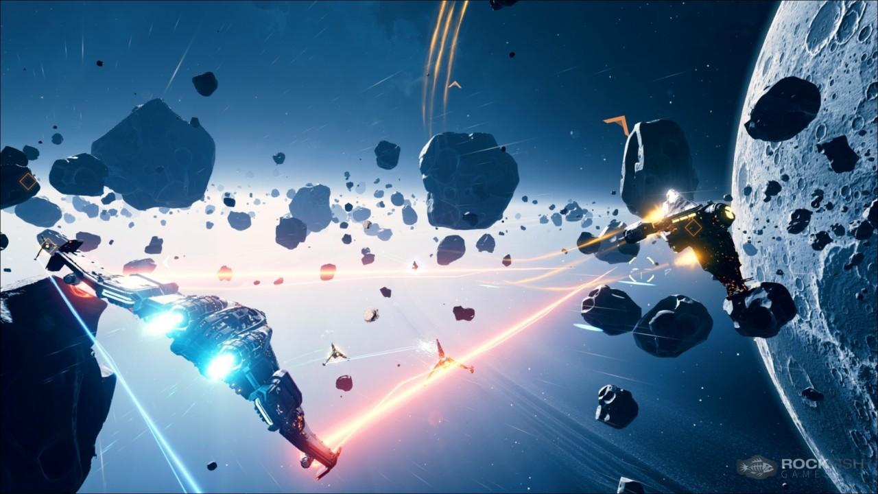 Die Xbox One darf sich über Everspace freuen
