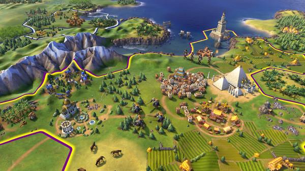 Civilization VI – Nastrovje, Kameraden!