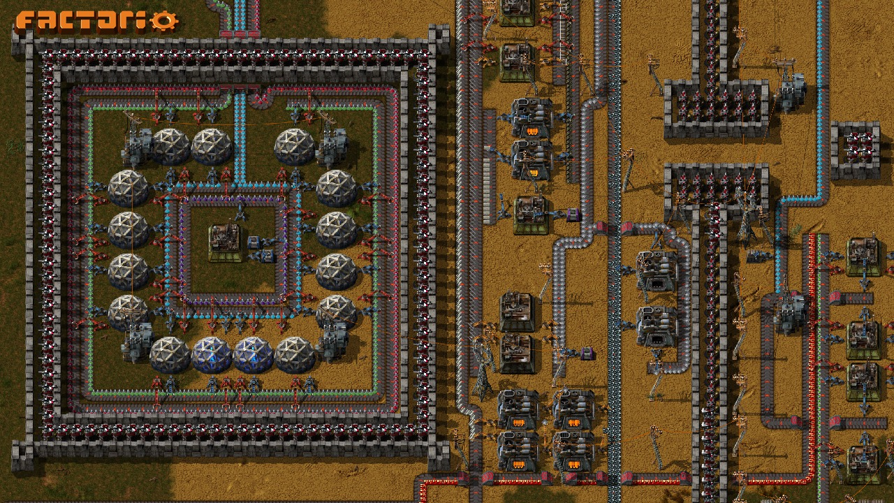 Factorio: Befriedigende Umweltverschmutzung