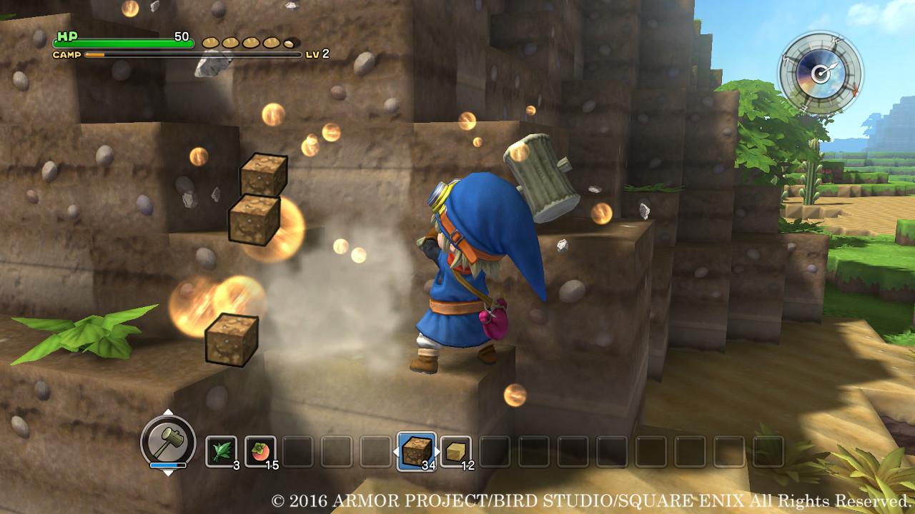 Dragon Quest Builders – Minecraft trifft Rollenspiel