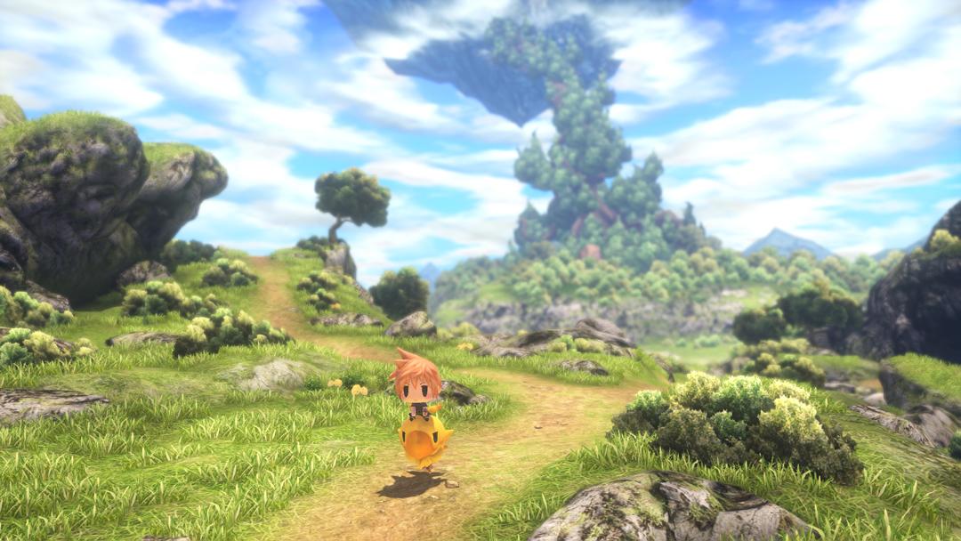 World of Final Fantasy: Rollenspiel für eine neue Generation