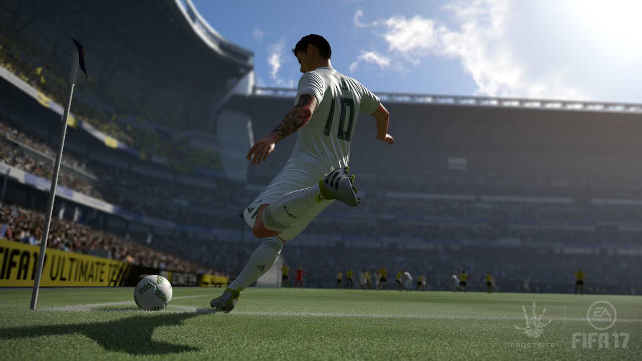 FIFA 17 – Story fürs Fußballspiel